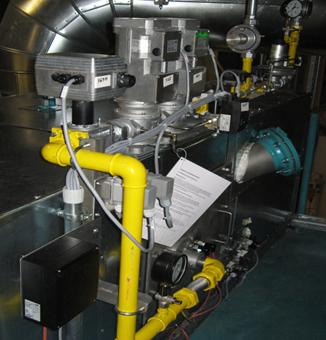 GasbefeuerterLufterhitzer 03